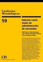 INTERNET COMO MODO DE ADMINISTRACIÓN DE ENCUESTAS