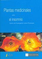 PLANTAS MEDICINALES PARA EL INSOMNIO
