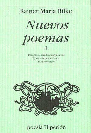 NUEVOS POEMAS I (ED.BILINGUE)