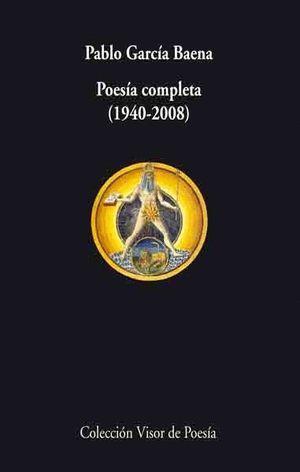 POESIA COMPLETA (1940-2008)