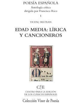 EDAD MEDIA: LIRICA Y CANCIONEROS