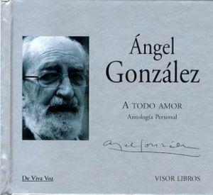 A TODO AMOR + CD