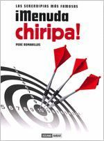 MENUDA CHIRIPA!