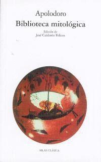 BIBLIOTECA MITOLOGICA