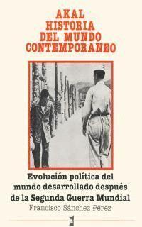EVOLUCION POLITICA MUNDO DESARROLLADO DESPUES SEGUNDA GUERRA MIND
