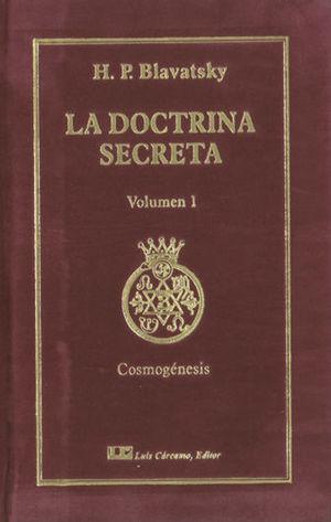 LA DOCTRINA SECRETA VOL. 1