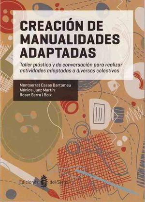 CREACIÓN DE MANUALIDADES ADAPTADAS