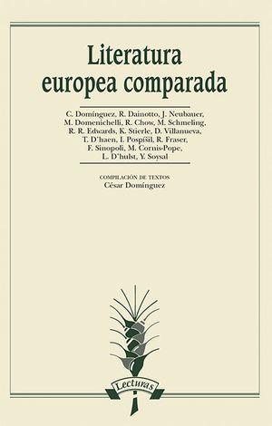 LITERATURA EUROPEA COMPARADA
