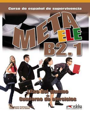 META ELE B2.1 - LIBRO DEL ALUMNO + EJERCICIOS