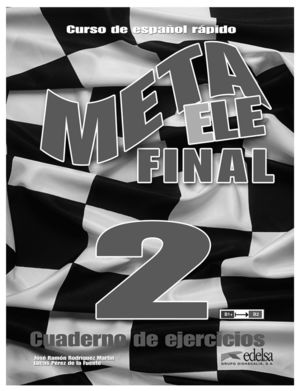 META ELE FINAL 2 (B1+-B2.1-B2.2) - LIBRO DE EJERCICIOS