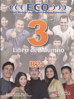 ECO 3 (B2+)  LIBRO DEL ALUMNO