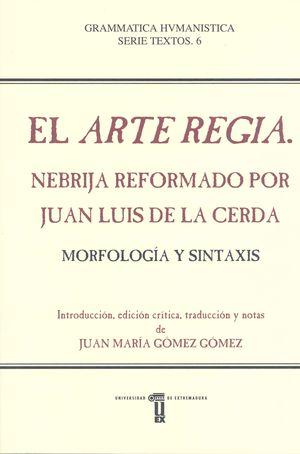 EL ARTE REGIA.