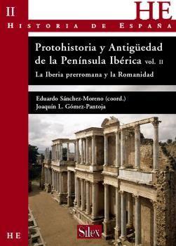 PROTOHISTORIA Y ANTIGUEDAD DE LA PENINSULA IBERICA VOL.II
