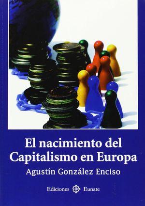EL NACIMIENTO DEL CAPITALISMO EN EUROPA