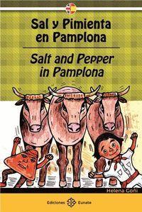 SAL Y PIMIENTA EN PAMPLONA (BILINGUE)