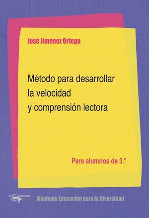 MÉTODO PARA DESARROLLAR LA VELOCIDAD Y COMPRENSIÓN LECTORA