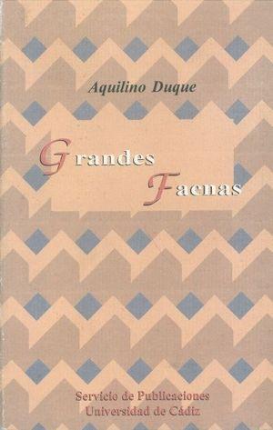 GRANDES FAENAS