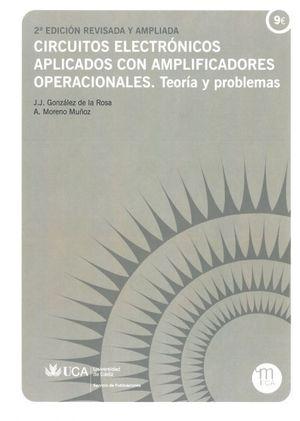 CIRCUITOS ELECTRONICOS APLICADOS CON AMPLIFICADORES OPERACIONALES