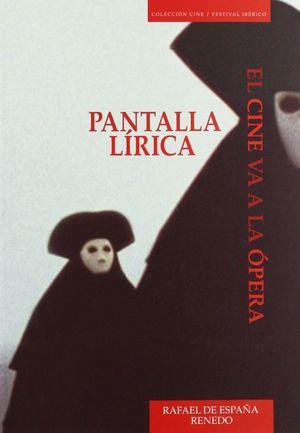 PANTALLA LÍRICA
