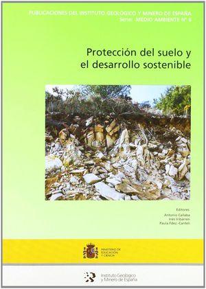 PROTECCIÓN DEL SUELO Y DESARROLLO SOSTENIBLE