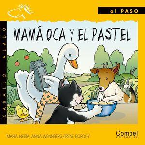 MAMÁ OCA Y EL PASTEL
