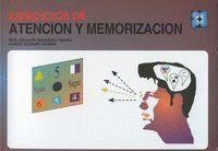 EJERCICIOS DE ATENCION Y MEMORIZACION