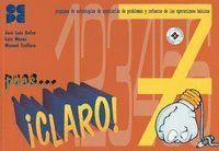 PUES CLARO. 7