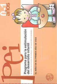 PROGRAMA ESTIMULACION DESARROLLO INFANTIL 1 PEI