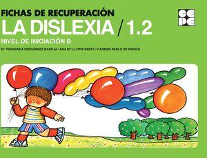 FICHAS DE RECUPERACIÓN DE LA DISLEXIA 1.2