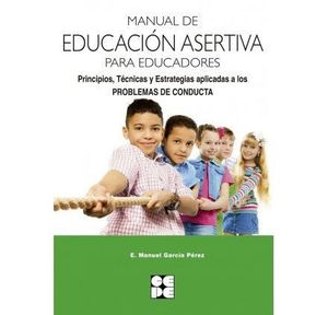 MANUAL DE EDUCACION ASERTIVA PARA EDUCADORES