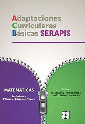 ADAPTACIONES CURRICULARES BASICAS SERAPIS MATEMATICAS 4ºEP