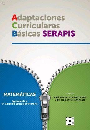 ADAPTACIONES CURRICULARES BASICAS SERAPIS MATEMATICAS 3ºEP