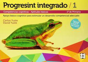 PROGRESINT INTEGRADO 1-COMPETENCIAS COGNITIVAS APTITUDES BA