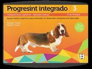 PROGRESINT INTEGRADO 3 3ºDE PRIMARIA