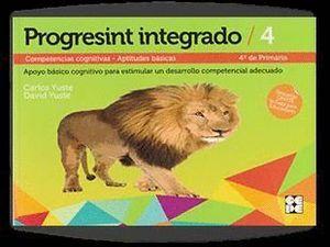 PROGRESINT INTEGRADO 4 4ºDE PRIMARIA