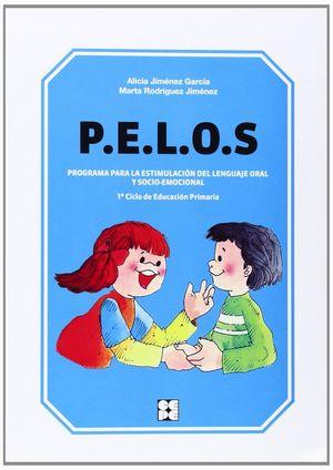 P.E.L.O.S.1 CICLO EDUCACION PRIMARIA-PROGRAMA ESTIMULACION