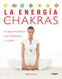 LA ENERGIA DE LOS CHAKRAS