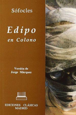 EDIPO EN COLONO.