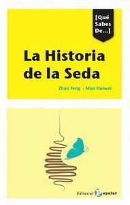 LA HISTORIA DE LA SEDA