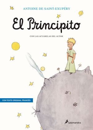 EL PRINCIPITO (BILINGUE FRANCES-CASTELLANO)