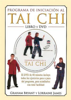 PROGRAMA DE INICIACION AL TAI CHI (LIBRO + DVD) (T)