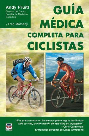 GUIA MEDICA COMPLETA PARA CICLISTAS
