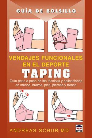 TAPING VENDAJES FUNCIONALES EN EL DEPORTE