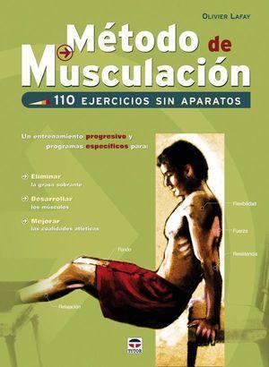 METODO DE MUSCULACION