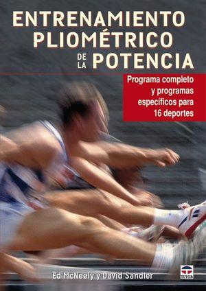 ENTRENAMIENTO PLIOMÉTRICO DE LA POTENCIA