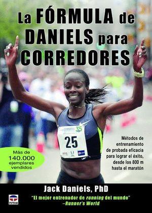 LA FORMULA DE DANIELS PARA CORREDORES