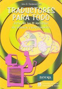 TRADUCTORES PARA TODO