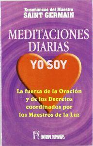 MEDITACIONES DIARIAS YO SOY
