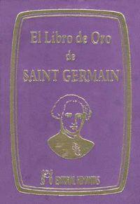 EL LIBRO DE ORO DE SAINT GERMAIN (T)