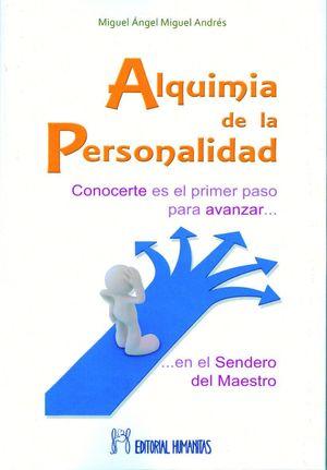 ALQUIMIA DE LA PERSONALIDAD